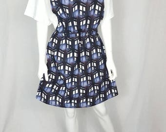 Doctor Who overall dress