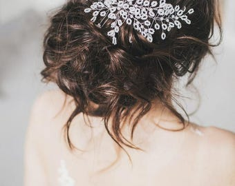 Wedding Hair Vine, Hair Vine, Pearl Hair Accessories, Pearl Vine, Bridal Hairpiece