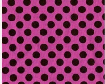 Michael Miller Ta Dot in Orchid fabric, CX1492, 1 yard