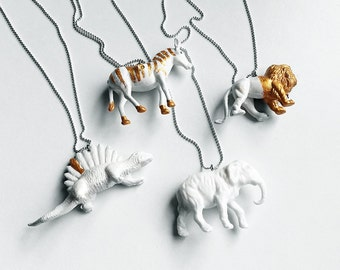 Wild life necklaces