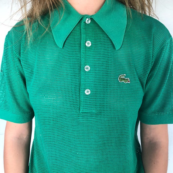 alligator polo shirt