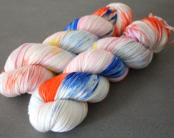 "Doe - ""Firecracker"" - MCN Sock Yarn"