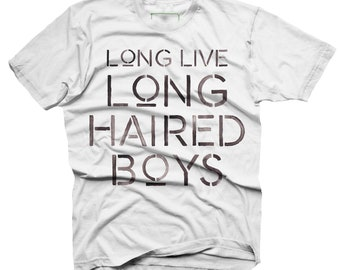 Long Live Long Haired Boys