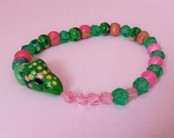 Handmade Earth Dragon Bracelet