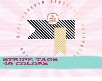 Ribbon clip art banner clipart, digital ribbon, banner clip art, digital clipart, journal tag : c0096 v301