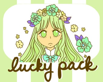 Small Size Mystery Grab Bag! - Luckypack