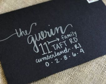 Handwritten Invitation