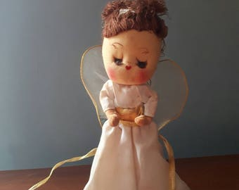 Vintage Japanese Pose Doll Angel Fairy