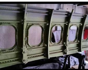 SOLD Boeing 747-400 lufthansa window section