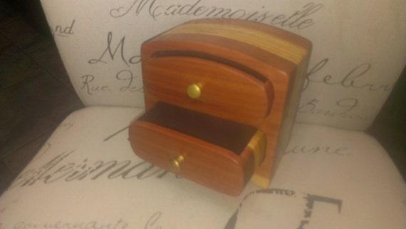 Birch Bandsaw Box ~ Bandsaw box western red cedar and birch ply