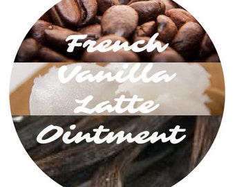 French Vanilla Latte Ointment