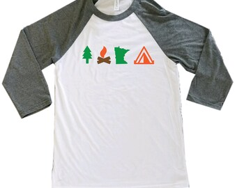 Checkered Minnesota Raglan QJDkC6J