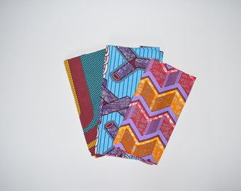 Remnant Sale! - African Fabric Variety (3 yards)