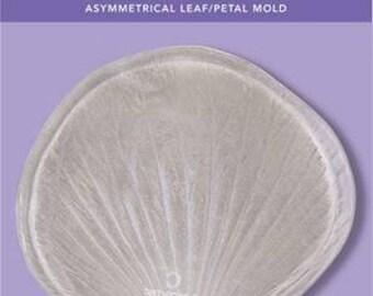 Type C. Asymmetrical Leaf/Petal Mold - CLAYCRAFT™ by DECO®