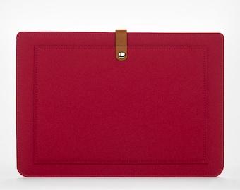 MacBook Pro Sleeve – MacBook Case – Macbook Pro 15 Cover - MacBook Felt  Case - Macbook Retina Sleeve - MacBook Retina 15 Case