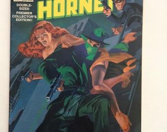 Green Hornet  #1 Now Comics 1991 V/F 8.5 Steranko Cover Art