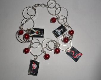 """Twilight Saga"" bracelet"
