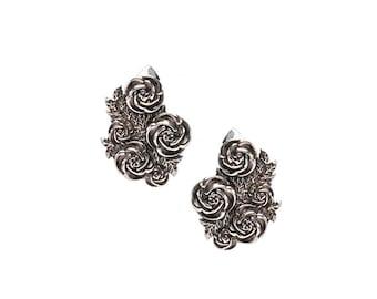 Rosegarden Sterlig Silver Earrings