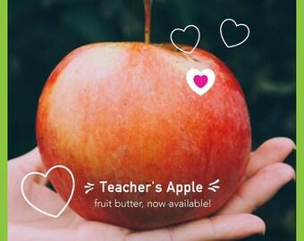 Teacher's Apple Fruit Butter
