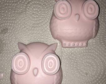 Peppermint Owl Goats Milk Soaps