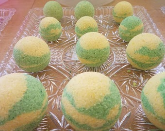 ULTRA-FIZZY Scented Bath Bombs