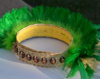 Tamari'i small size Tahitian hip belt