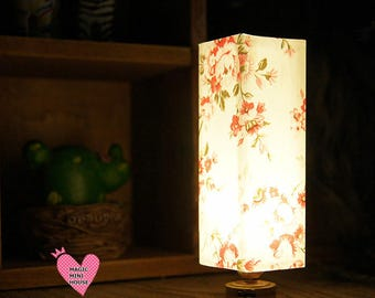 Dolls House Miniature Light Battery Powered Floor Lamp