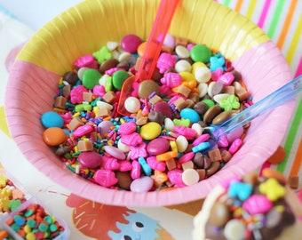 Ice Cream Parlour Sprinkle Mix (50g Bag)