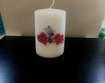 creative candle