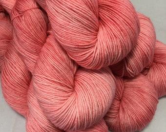 Medlar - Hand-dyed Sock / 4ply Peddero Merino & Nylon Yarn