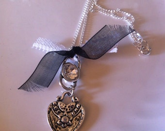 Artisan Kindred Heart Necklace