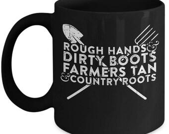 The Farmer Style Mug