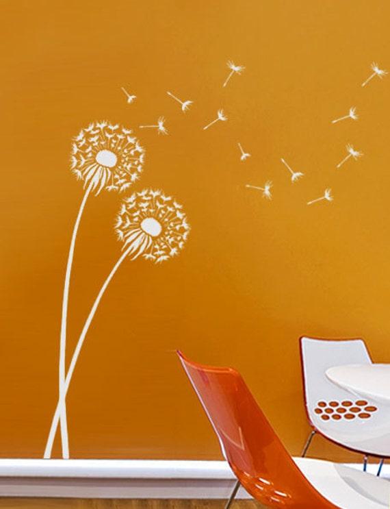 Pusteblume Schablone Wiederverwendbaren Wand Schablonen