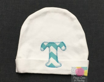 Personalized Infant Hat, Baby Beanie Hat, Monogrammed Baby Hat, Baby Shower Gift