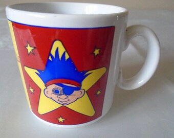 magical world of Trolls small mug  Russ 1993