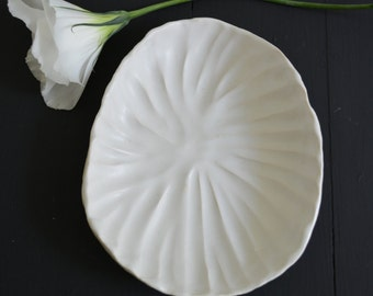 Ebb and Flow  Oval Dish
