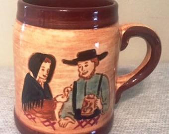 VINTAGE - Pennsbury Pottery Beer or Coffee Mug
