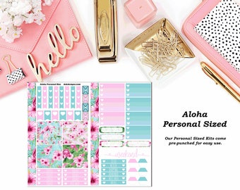 Aloha Personal Sized Planner Kit