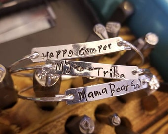Custom Bangle Bracelets