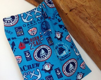 Cotton / bag to bulk / gift wrapping / little boy