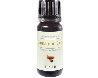 100% Pure Cinnamon (Bark) Essential Oil 10ml, 50ml, 100ml
