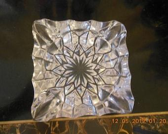 Crystal Ashtray 5' x5'