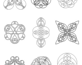 Celtic Knot Coloring Book 7 PDF