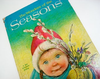 The Wonders of the Seasons - beautifully illustrated children's book