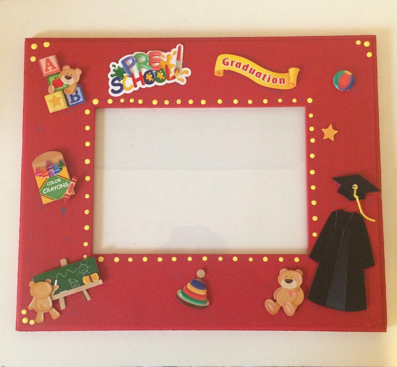 FF5633-Kindergarten Graduation -Kindergarten Graduation Frame ...