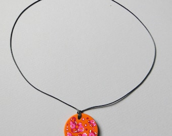 Cells / Necklace / Nebula / Science Jewelry / Cells 2