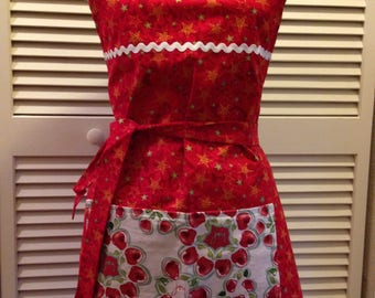 Gifts For Her: Holiday Chef Apron