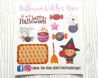 Halloween Witches Brew // Monthly Freebie // Item #FB010