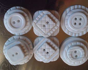 Stacked Button Magnet sets