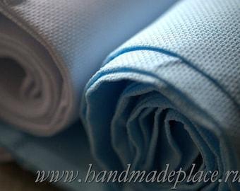 Count cross stitch cloth 14 count Aida ivory Xstitch canvas 100x150cm Embroidery cloth aida 14ct fabric